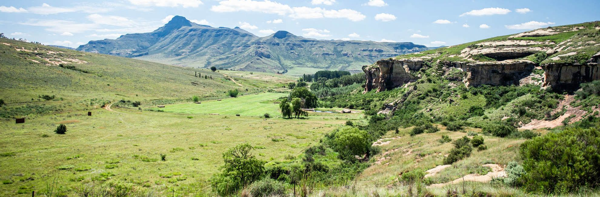 Relax and unwind on our beautiful, tranquil homestead nestled in the foothills of the mighty Maluti Mountain